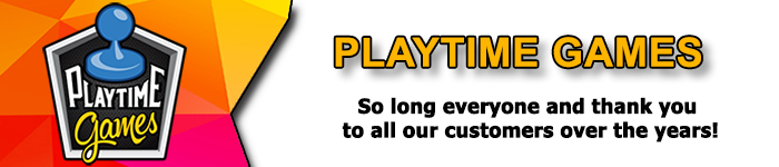 Playtime Games is closed.
